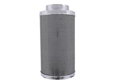 China odour climate ventilation air purification activated carbon filter with pure virgin carbon pellet 100% high IAV1050mg/g fornecedor